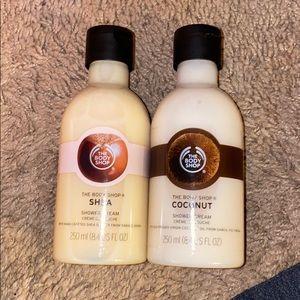 Shea & Coconut The Body Shop Shower Cream